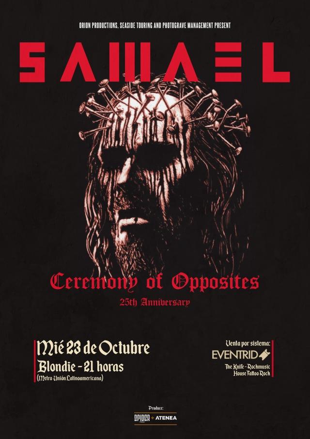 Samael en Chile